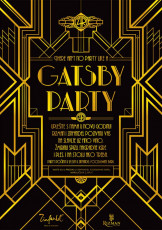 Zinfandel 2014 New Year's Gatsby party